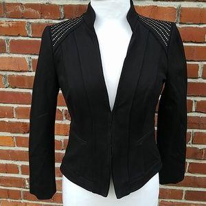 White House Black Market fitted blazer